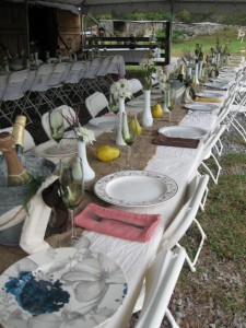 Receptions and Catering
